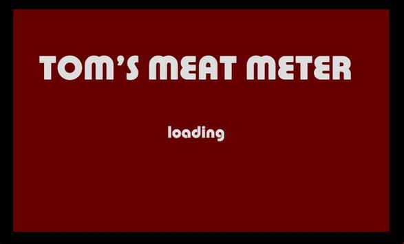 Tom's Meat Guide screenshot 1