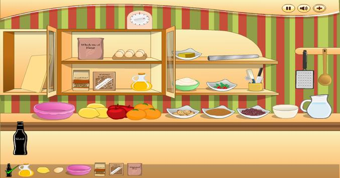 Cake Maker Story-Cooking Game poster