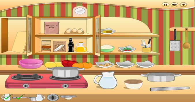 Cake Maker Story-Cooking Game apk screenshot