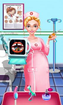 Beauty Nurse's Teeth Manager screenshot 1