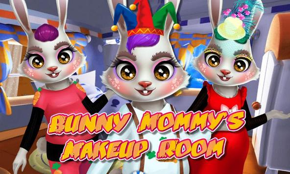 Bunny Mommy's Makeup Room poster