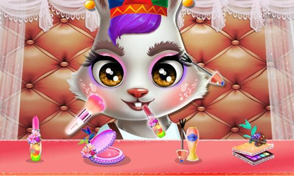 Bunny Mommy's Makeup Room apk screenshot