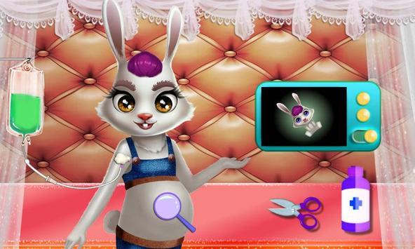 Bunny Mommy's Baby Tour apk screenshot