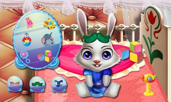 Bunny Princess's Sweet Baby poster