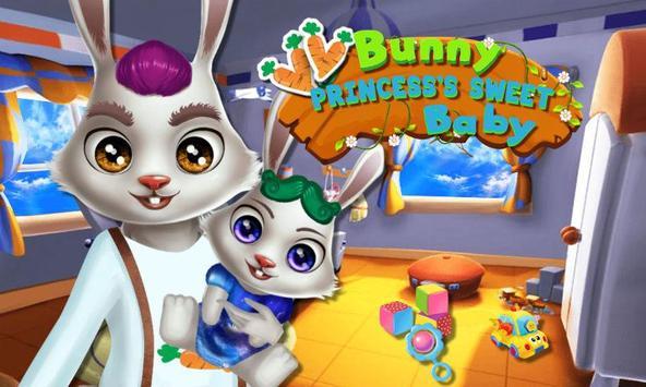 Bunny Princess's Sweet Baby apk screenshot