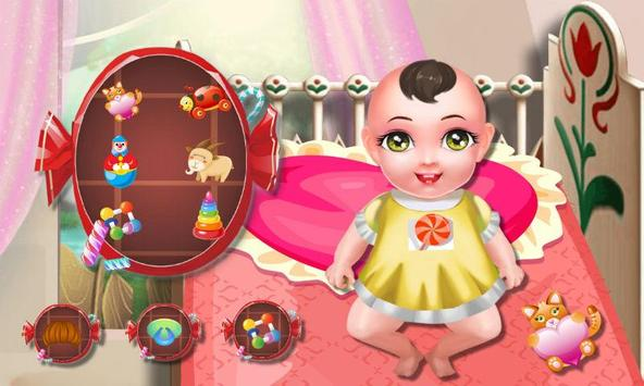 Colorful Lady's Sugary Baby apk screenshot