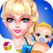 Crystal Baby's Daily Salon icon