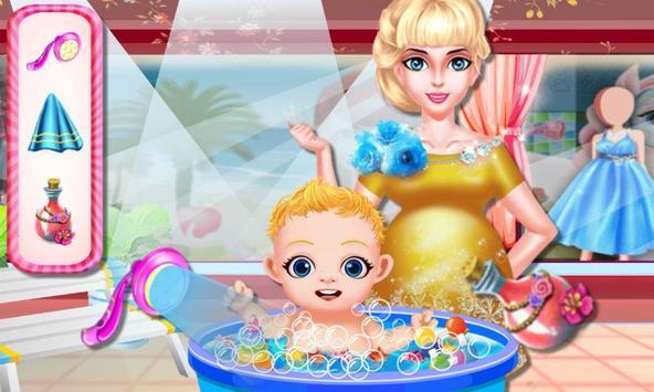 Crystal Baby's Daily Salon screenshot 1