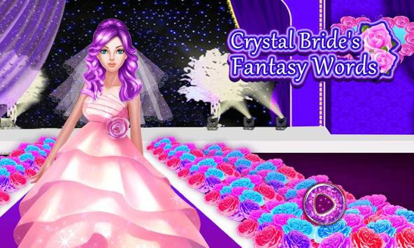 Crystal Bride's Fantasy Words screenshot 2