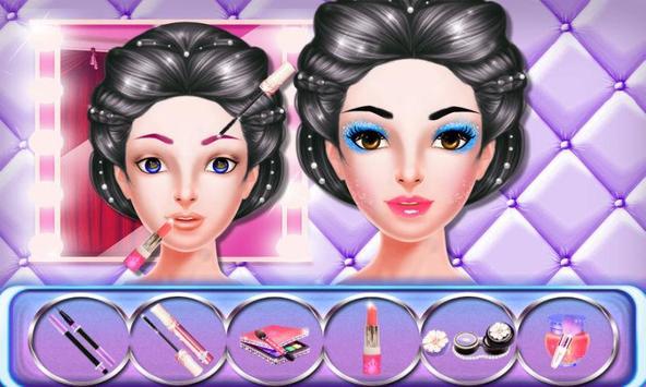 Crystal Lady's Sugary Resort apk screenshot