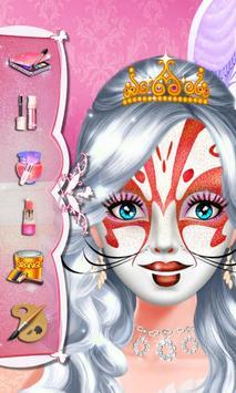 Crystal Queen's Art Makeover apk screenshot