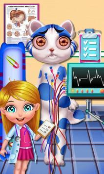 Cute Cat's Sugary Doctor apk screenshot