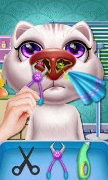Cute Cat's Sweet Doctor apk screenshot