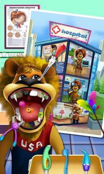 Cute Lion's Sugary Record apk screenshot