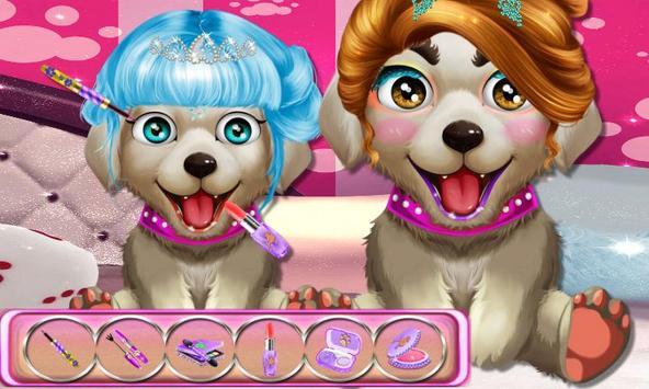 Cute Puppy's Fashion Studios apk screenshot