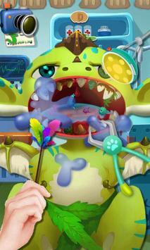 Dinosaur Baby's Sugary Dentist apk screenshot