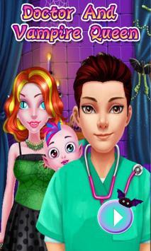 Doctor And Vampire Queen poster