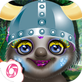 Dream Sloth's Makeup Party icon