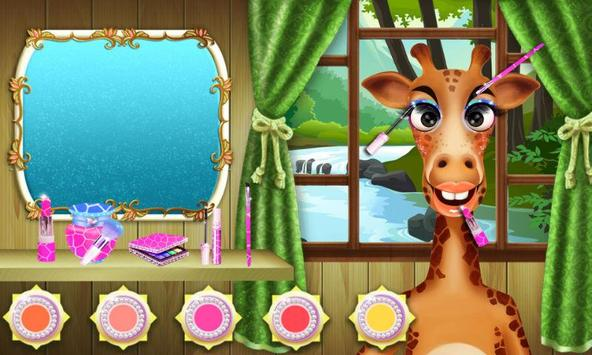 Giraffe Princess Dream Makeup apk screenshot