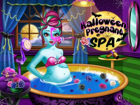 Halloween Pregnant SPA-Salon apk screenshot