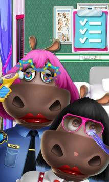 Hippo Baby's Eyes Doctor apk screenshot