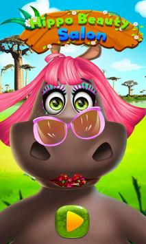 Hippo Beauty Salon poster