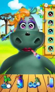Hippo Beauty Salon apk screenshot