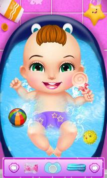 Lori Baby's Warm Home apk screenshot