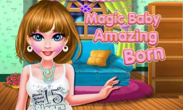 Magic Baby Amazing Born poster