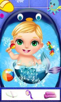 Mermaid Mommy's Ocean Baby apk screenshot