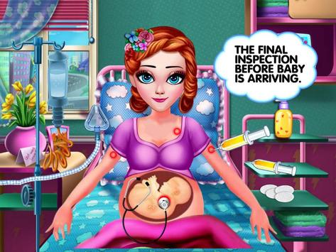 Mommy Gives Birth New Baby apk screenshot