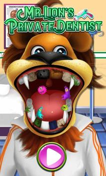 Mr.Lion's Private Dentist poster