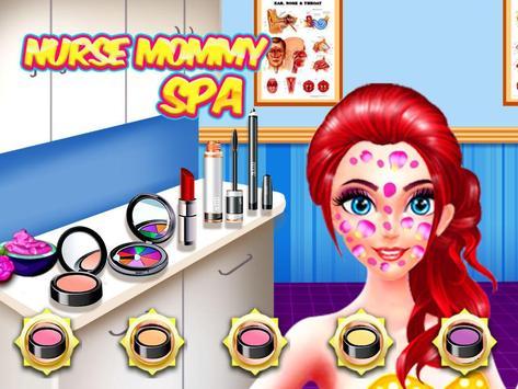 Nurse Mommy SPA - Salon apk screenshot