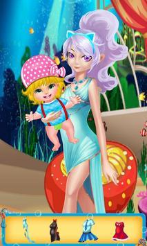 Ocean Queen's Sugary Baby apk screenshot