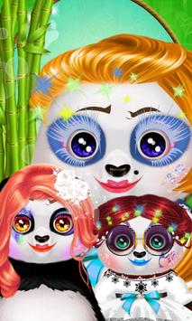 Panda Princess Makeover apk screenshot