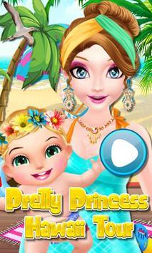 Pretty Princess Hawaii Tour poster