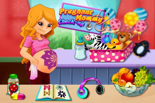 Pregnant Mommy Check-up apk screenshot