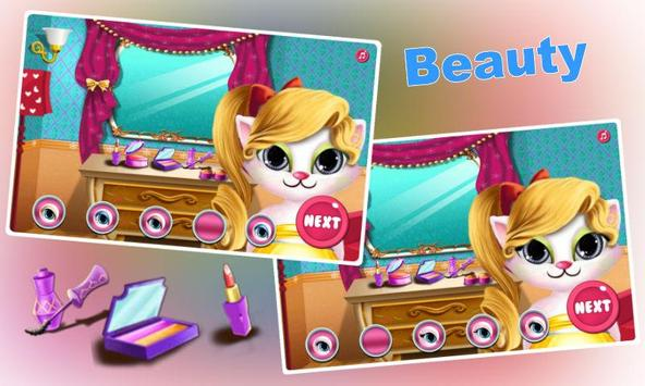 Pregnant Kitty Spa-Salon Day apk screenshot