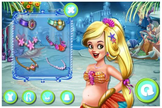 Pregnant Fairy Dress Up apk screenshot