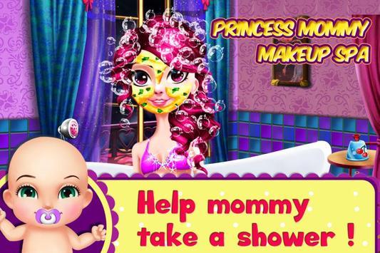 Princess Mommy Makeup SPA apk screenshot
