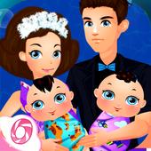 Princess Mommy's Newborn Baby icon