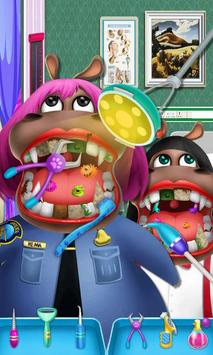 Rock Hippo's Sugary Dentist apk screenshot