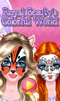 Royal Beauty's Colorful World poster