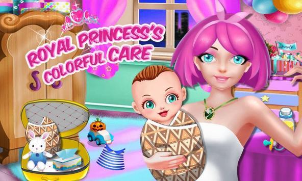 Royal Princess's Colorful Care poster
