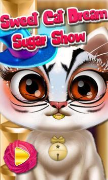 Sweet Cat Dream Sugar Show poster