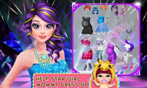 Star Girl Celebrity SPA screenshot 1