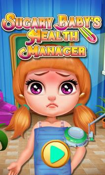 Sugary Baby's Health Manager poster