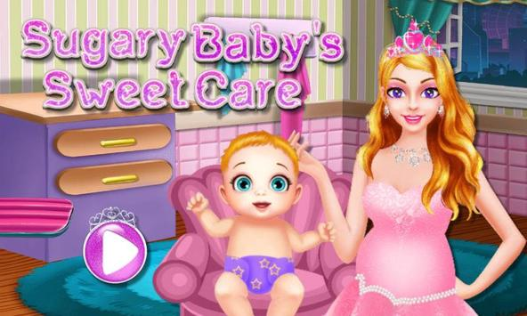 Sugary Baby's Sweet Care poster