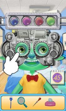 Sugary Monster's Eyes Cure screenshot 1