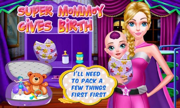 Super Mommoy Gives Birth poster